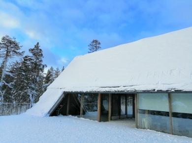 The Aurora Hut